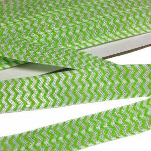 zigzag grün